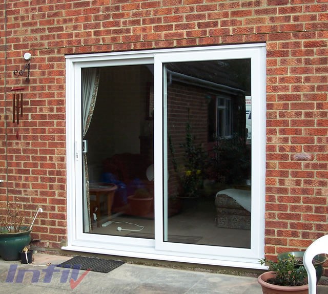 Conservatory doors best 25 upvc patio doors ideas on for Patio doors uk