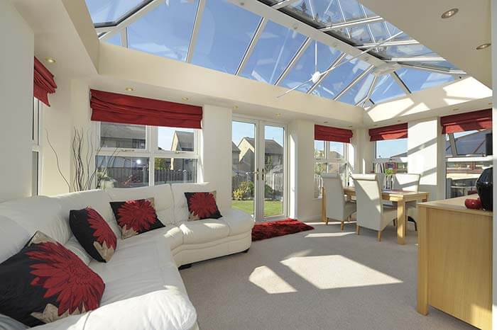 Conservatory Builds in Halstead, Essex