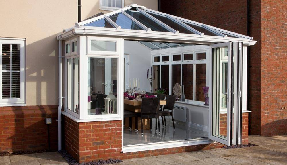 Conservatory Installation in Halstead, Essex