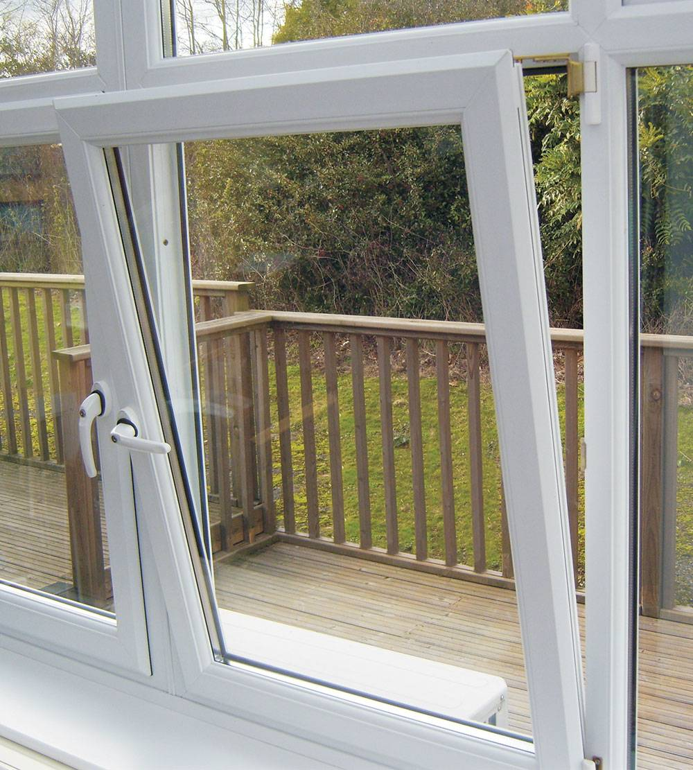 Tilt and Turn Window Installation in Halstead, Essex