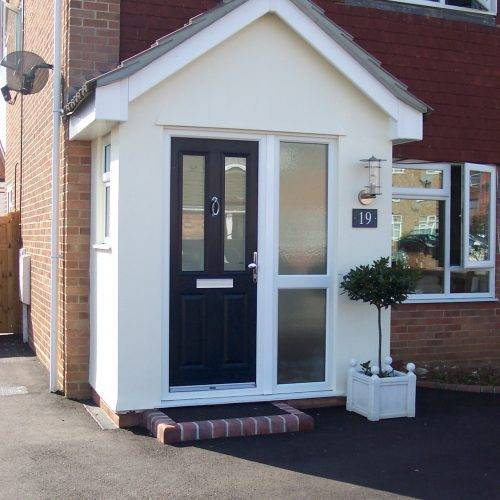 Porches And Canopies In Halstead Essex Installers Fitters Infil