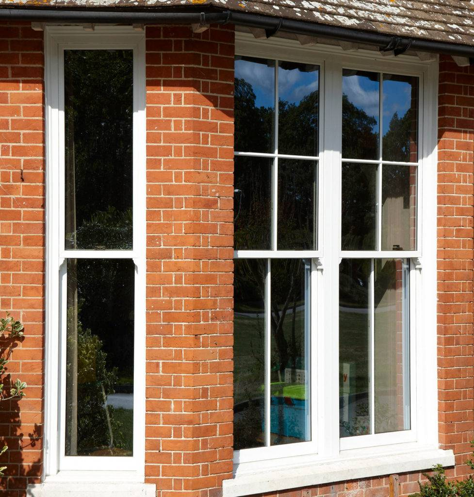 Sash Windows - Infil - Hasltead, Essex